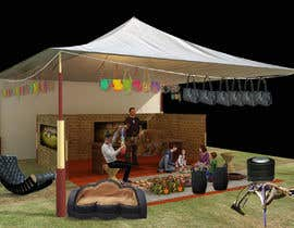 Nro 10 kilpailuun 3D Set's Shelter/Roof design käyttäjältä mufassir1234