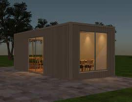 Nro 7 kilpailuun 3D Set's Shelter/Roof design käyttäjältä zainadsells