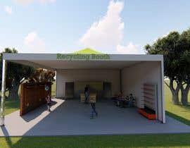 Nro 3 kilpailuun 3D Set's Shelter/Roof design käyttäjältä alpadrawing