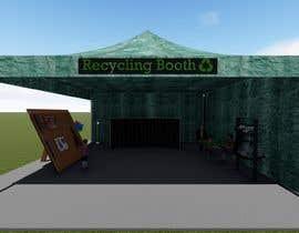 Nro 11 kilpailuun 3D Set's Shelter/Roof design käyttäjältä alpadrawing
