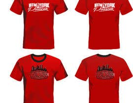 #16 for redesign Tshirt logo - NYP af mrsi