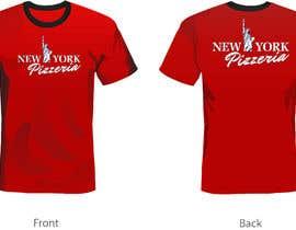 #28 for redesign Tshirt logo - NYP af mrsi