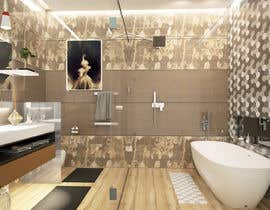 #42 para Bathroom redesign de chetanimehta