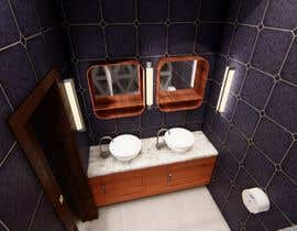 #40 para Bathroom redesign de Mohamed5353