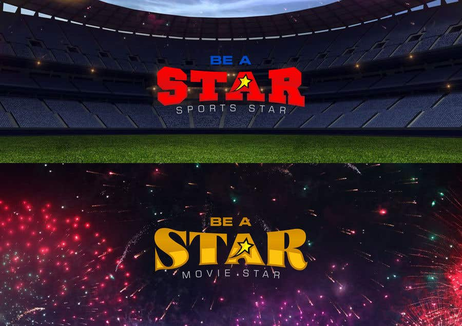 Contest Entry #329 for Be A Star Logo