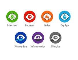Nro 38 kilpailuun Need Some Icons Designed - Graphic Design käyttäjältä Ichwan94