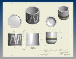 #30 untuk Pot Planter Design oleh meongwae