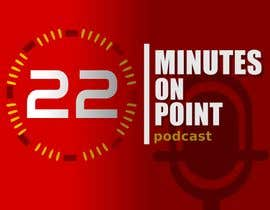 #69 for Logo Creation for PODCAST (22 Minutes On Point) by ankharis