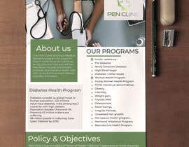 #5 for Handbill design for PEN Clinic af Kahdizanany