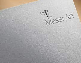 #3 for Logo for handmade creations by an Italian artisan - Vivi Messi Art af Nebulasit