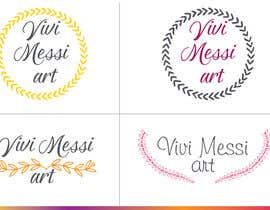 #36 for Logo for handmade creations by an Italian artisan - Vivi Messi Art by b3ast61
