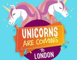 Nro 2 kilpailuun Multiple Facebook and Istagram adverts needed kids Unicorn Event käyttäjältä Elramy