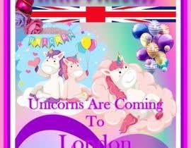 Nro 7 kilpailuun Multiple Facebook and Istagram adverts needed kids Unicorn Event käyttäjältä Shafqatmaqbool