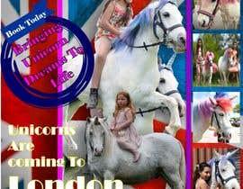 Nro 33 kilpailuun Multiple Facebook and Istagram adverts needed kids Unicorn Event käyttäjältä Shafqatmaqbool