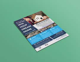 #143 for Flyer Design for Dream Home House Raffle by Mijanurrahman919