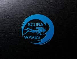 nº 23 pour scuba waves par anamikasaha512