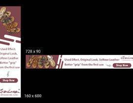 #12 para ADS Banner for shoes website: shop now! por alighouri01