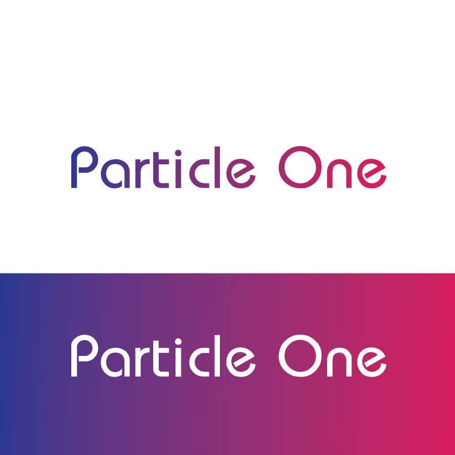 Inscrição nº 391 do Concurso para Design a Clean Logo for ParticleOne