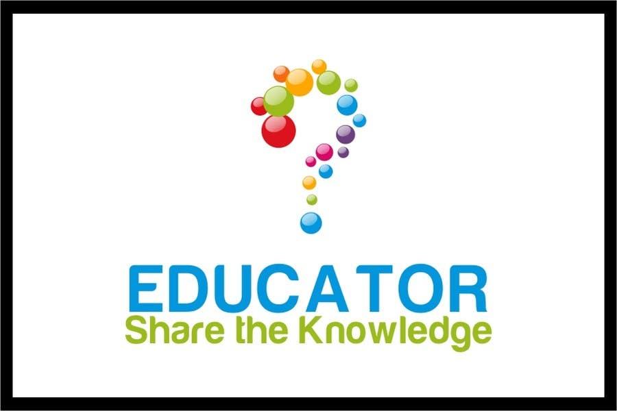 Inscrição nº                                         12                                      do Concurso para                                         Logo Design for The Educator