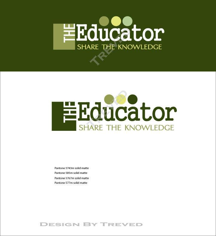 Inscrição nº                                         10                                      do Concurso para                                         Logo Design for The Educator