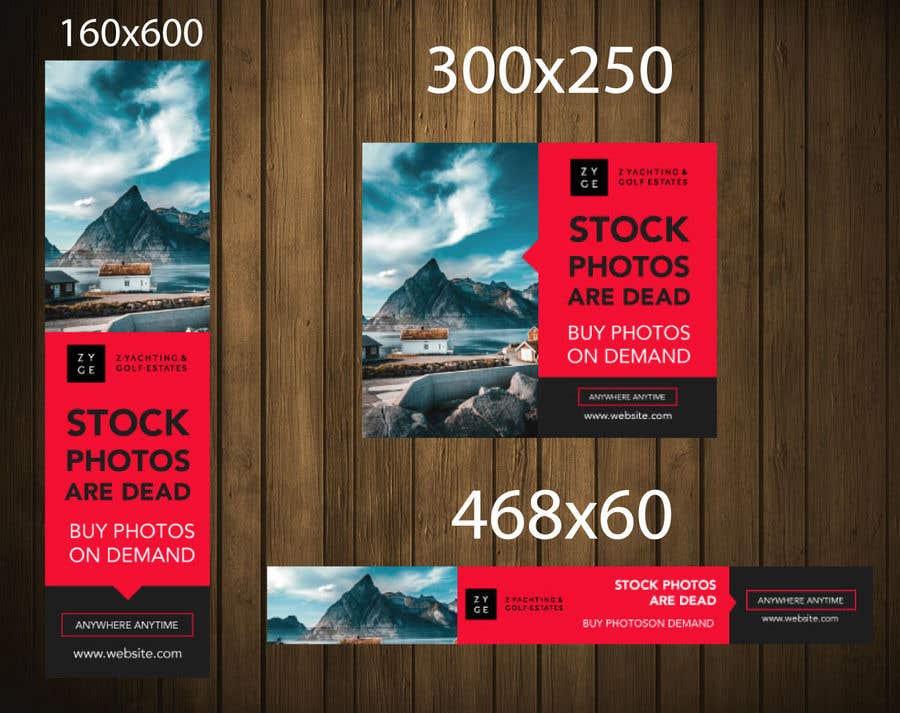 Konkurrenceindlæg #23 for Stock photo display ad