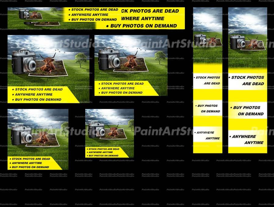 Konkurrenceindlæg #15 for Stock photo display ad
