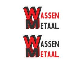 #36 for Logo for metal company by rhimu786