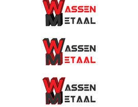 #47 for Logo for metal company by rhimu786