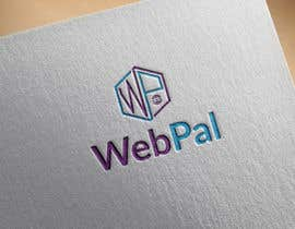 nº 41 pour I need a Logo [ WebPal ] par NSGraphicDesing