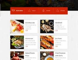 #99 untuk Design A Website and Logo For Restaurant oleh Jayflash01