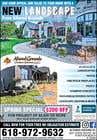 Graphic Design Конкурсная работа №16 для Design Print Ad For Landscaping Business