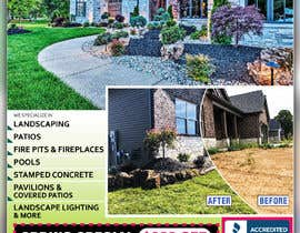 #24 for Design Print Ad For Landscaping Business by saurov2012urov