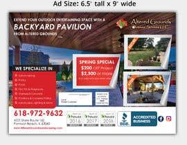 #27 for Design a print ad for landscape business 2 - 15/03/2019 14:21 EDT by noorulaminnoor