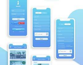 #33 za Mobile and Web app frontend mock-up od rafiulkarim11731
