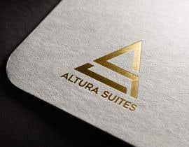 #1203 para Design a Logo for AS (Altura Suites) por anubegum
