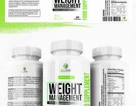 #37 untuk capsule bottle label design oleh andreasaddyp