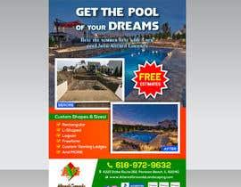 RABIN52 tarafından Design a print ad for pool business için no 34