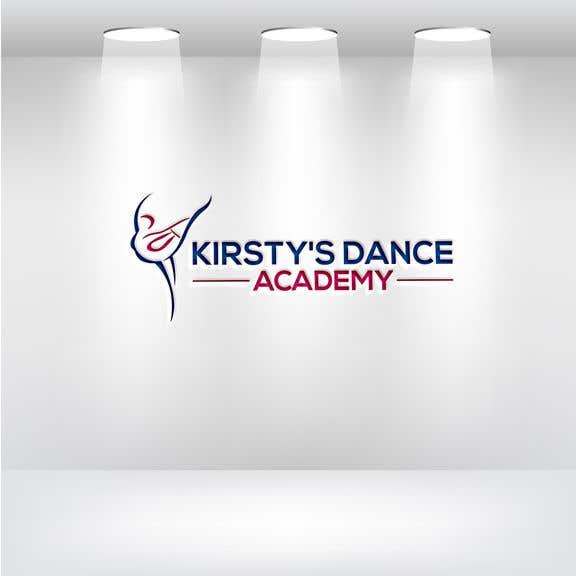 Kilpailutyö #33 kilpailussa Logo for Dance School