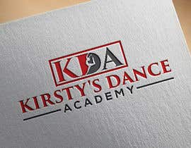 Nro 149 kilpailuun Logo for Dance School käyttäjältä aai635588