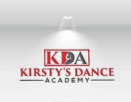 Nro 151 kilpailuun Logo for Dance School käyttäjältä aai635588