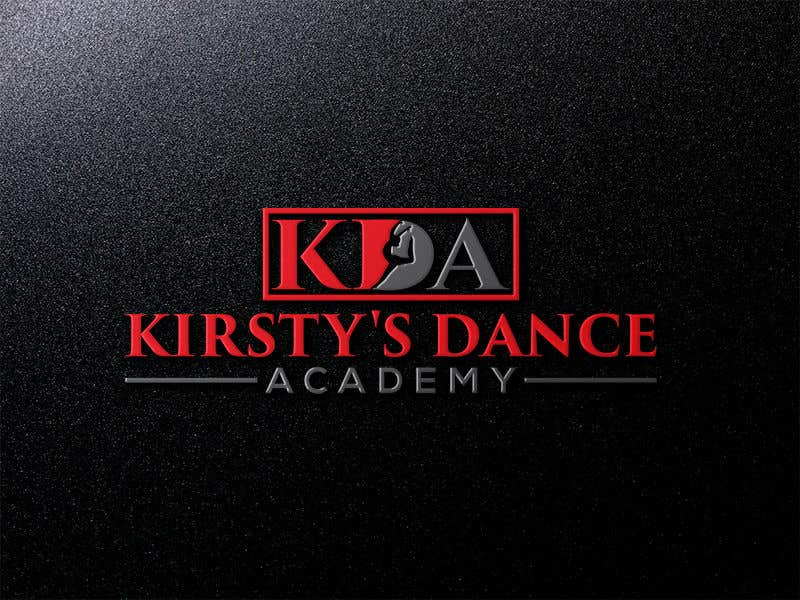 Kilpailutyö #152 kilpailussa Logo for Dance School