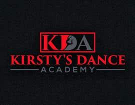 Nro 153 kilpailuun Logo for Dance School käyttäjältä aai635588