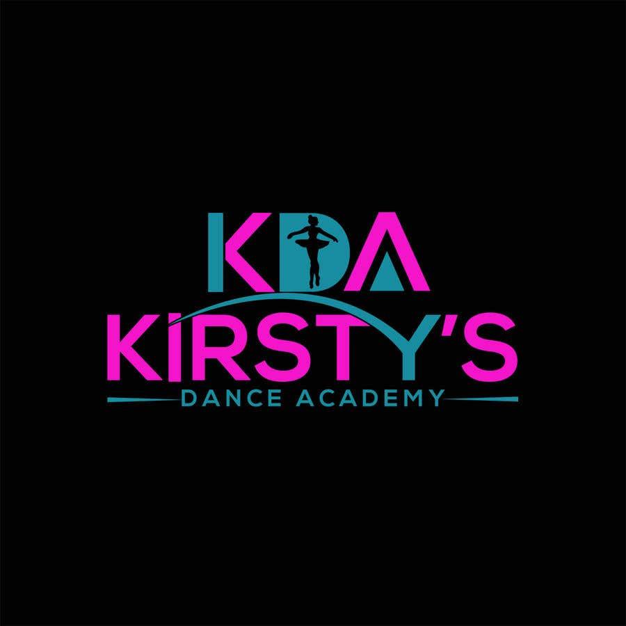 Kilpailutyö #147 kilpailussa Logo for Dance School