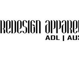 #78 för Logo for apparel brand av MAdall0077