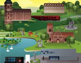 #20 for design a city poster af jenrodf