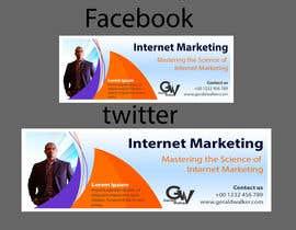 Nro 42 kilpailuun Social Media Banners käyttäjältä Tasin1612