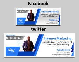 Nro 55 kilpailuun Social Media Banners käyttäjältä Tasin1612