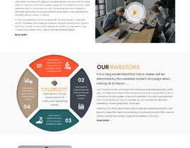 #28 untuk Build (Design & Develop) State of the Art Website for Financial Company oleh saidesigner87