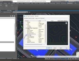 Nro 8 kilpailuun AutoCAD Line styles  & Symbols for Land Survey Company käyttäjältä icod3