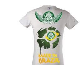 nº 3 pour creative art for a football team.. (Palmeiras) par habeeba2020